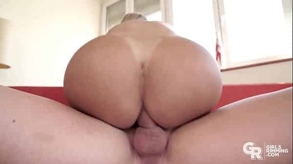 GIRLSRIMMING – Mia Linz Pleasure Up High Anal Fucking and Rimjob